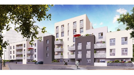 Programme immobilier neuf Muse à Dijon