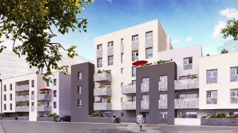 Programme immobilier neuf Muse Dijon