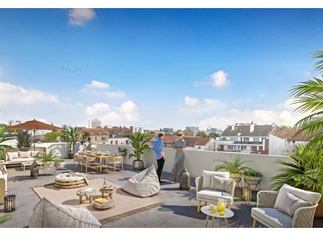 Programme immobilier neuf Dijon 38 Voltaire