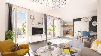 Investir programme neuf Reflet de Rives Bourgoin-Jallieu