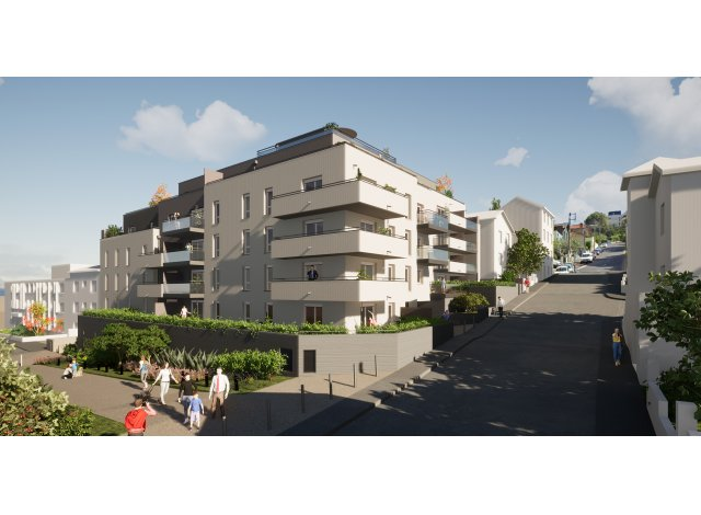 Programme immobilier loi Pinel Resonance à Clermont-Ferrand