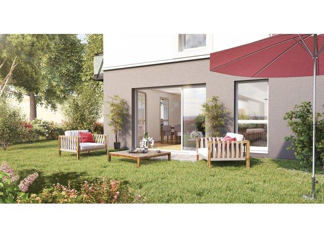 Immobilier ecologique à Longvic