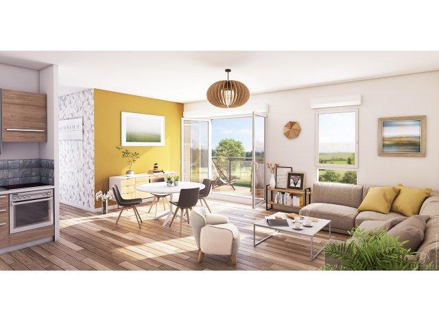 Immobilier basse consommation à Longvic