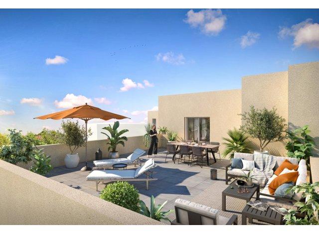 Programme immobilier loi Pinel Jardin Ampere à Villefranche-sur-Saône