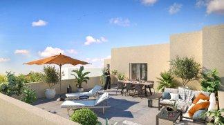 Investir programme neuf Jardin Ampere Villefranche-sur-Saône