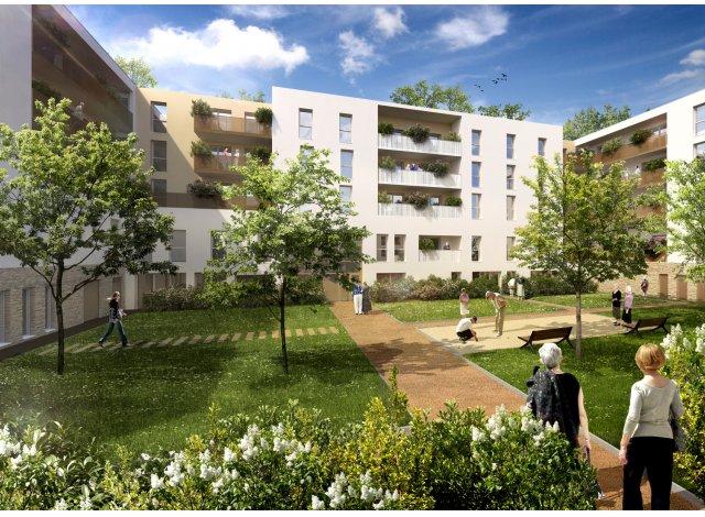Eco habitat programme Les Pierres Dorees Gleize