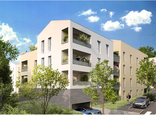 Programme immobilier loi Pinel Fil'Harmony à Gleize