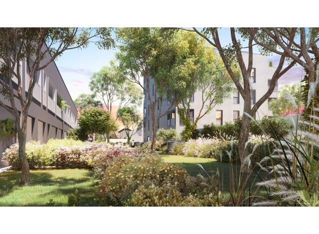 Programme immobilier loi Pinel Embleme à Lyon 3ème