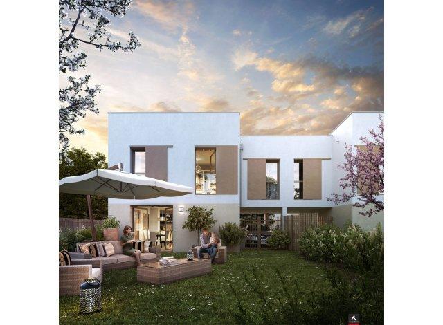 Le Verger by Nexity logement écologique