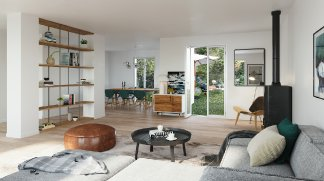 Programme immobilier neuf Le Verger by Nexity Villeurbanne