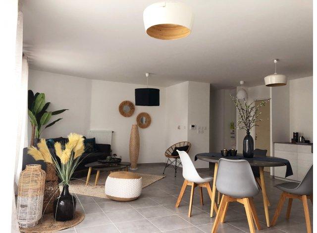 Programme immobilier neuf La Croisee des Arts à Dijon