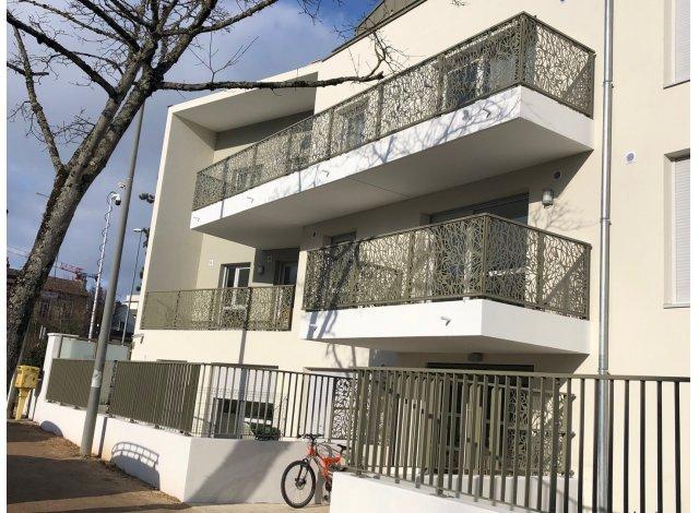 Immobilier basse consommation à Dijon