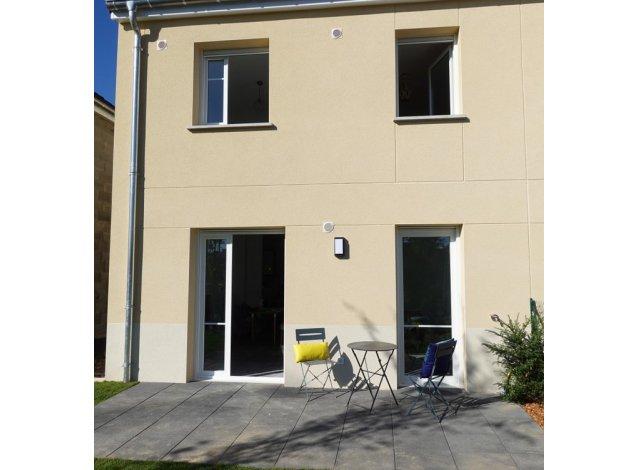 Eco habitat programme Les Jardins Bellis Bourg-en-Bresse