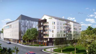 Programme immobilier neuf Riveo Rouen