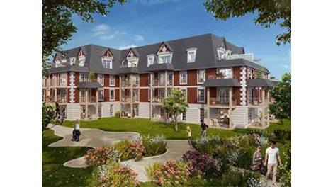 Immobilier ecologique à Benerville-sur-Mer