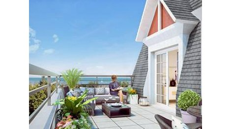 Eco habitat programme Nouvelle Vague Benerville-sur-Mer