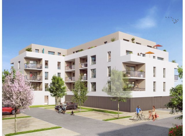 Programme immobilier neuf Archipel Cherbourg-Octeville