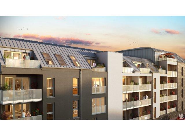 Eco habitat programme Le 74ème Rouen