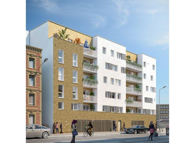 Eco habitat programme Le Cap Le Havre