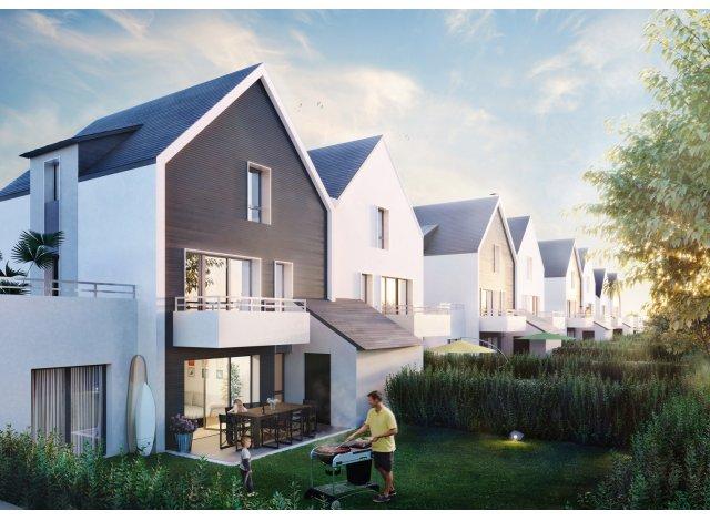 immobilier basse consommation à La Baule-Escoublac