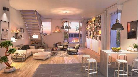 Programme immobilier loi Pinel L'Avenue à Nantes
