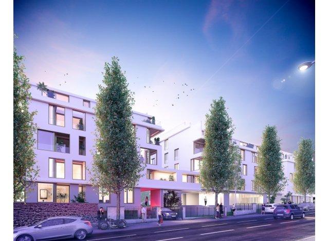 Programme immobilier neuf Le Flore à Nantes