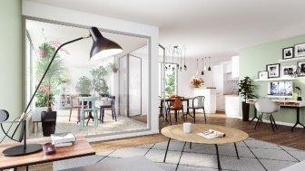 Programme immobilier neuf Le Flore Nantes