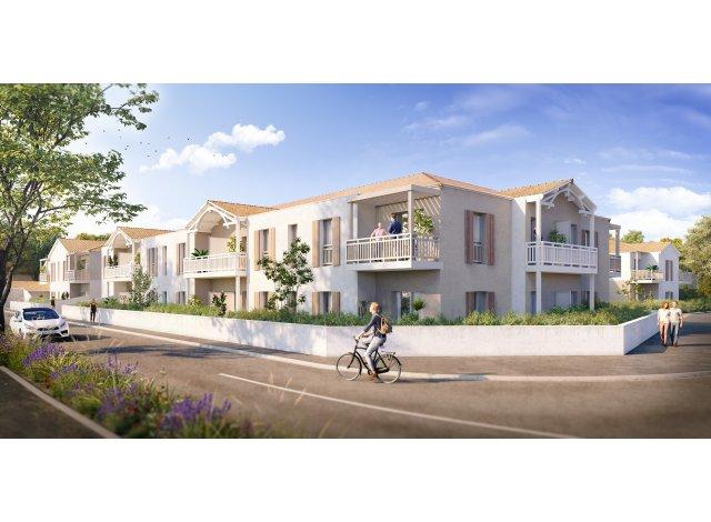 Programme immobilier loi Pinel Opaline à Olonne-sur-Mer