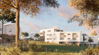 Eco habitat programme Le Parc du Prieuré Mauves-sur-Loire