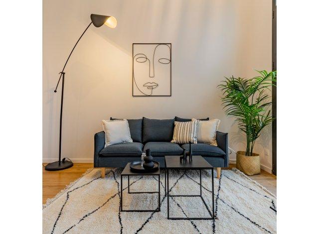 Programme immobilier loi Pinel Bordocima à Bordeaux