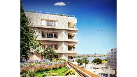 Programme immobilier loi Pinel Bordorama à Bordeaux