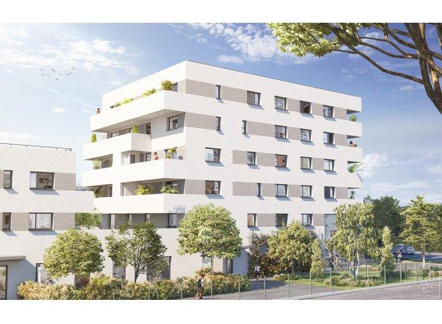 Programme immobilier loi Pinel Inspiration à Mérignac