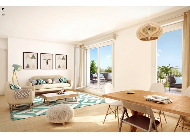 Investissement immobilier loi Pinel Inspiration investissement loi Pinel à Mérignac