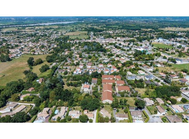 Immobilier basse consommation à Saint-Loubès