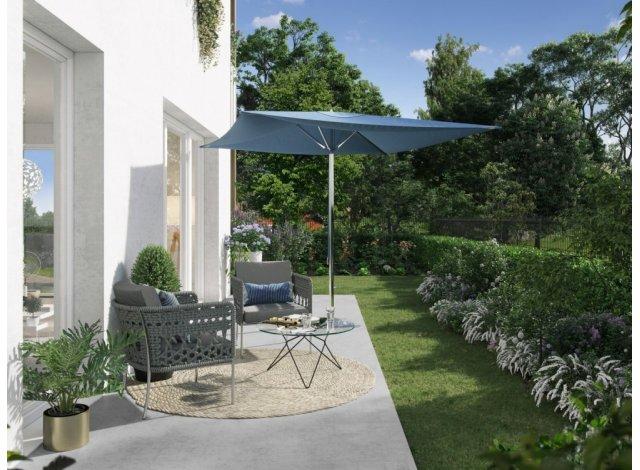 Programme immobilier loi Pinel Green Harmony à Saint-Loubès