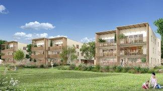 Programme immobilier loi Pinel Les Roches à Carbon-Blanc