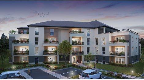 Appartement neuf Cote Parc éco-habitat à Saran