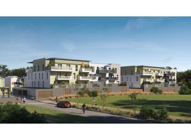 Eco habitat programme Rosa Residenza Chartres