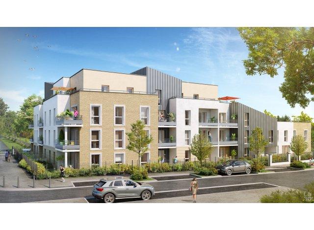 Programme immobilier neuf Le Carré Vert Saint-Jean-de-Braye