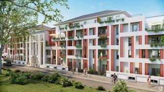 Eco habitat programme La Jonque Montargis