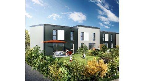 Programme immobilier neuf Les Jardins du Lac Theix