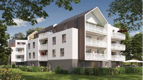 Programme immobilier neuf L'Alcyone Séné