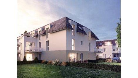 Appartement neuf Botania éco-habitat à Concarneau