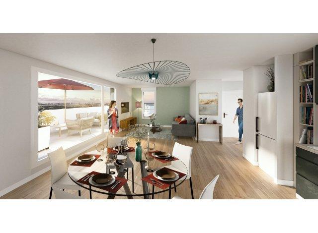 Programme immobilier neuf Harmony à Noyal-Châtillon-sur-Seiche