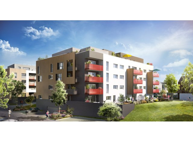 Programme immobilier neuf Rennes Harmony