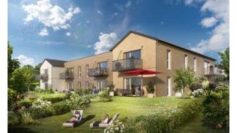 Programme immobilier loi Pinel Oxygen à Chartres-de-Bretagne