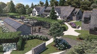 Terrain constructible à Concarneau