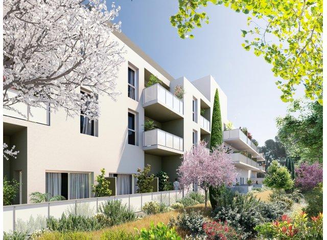 Programme immobilier loi Pinel Luminea à Castelnau-le-Lez