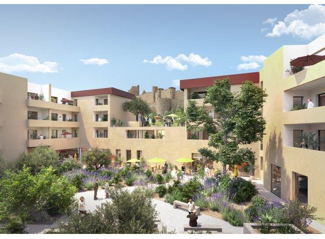 Eco habitat programme Carmina Carcassonne
