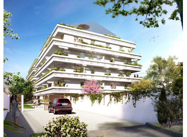 Programme immobilier neuf Alcove à Montpellier